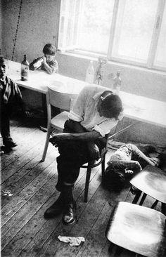 Josef Koudelka, Gypsies, 1975