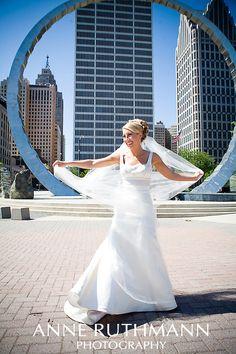 Anne's Blog: Faye & Brian's Atheneum Detroit Wedding