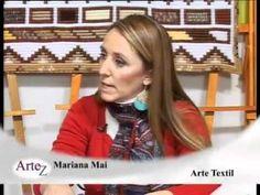 Hilados LHO en ARTEZ TV. Deco para el hogar en cañamazo