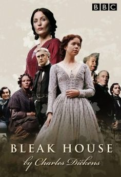 BBC Bleak House by Charles Dickens - Just watched it with @Lindsey McCloskey and LOVED it!