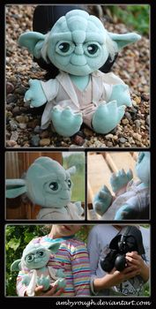 Master Yoda by AmbyRough on DeviantArt