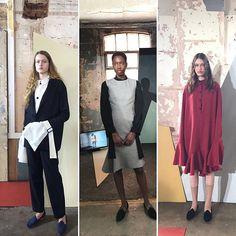 Alla presentazione di @edelinelee - #lfwaw17  @valentinamariaelisabetta  via ELLE ITALIA MAGAZINE OFFICIAL INSTAGRAM - Fashion Campaigns  Haute Couture  Advertising  Editorial Photography  Magazine Cover Designs  Supermodels  Runway Models