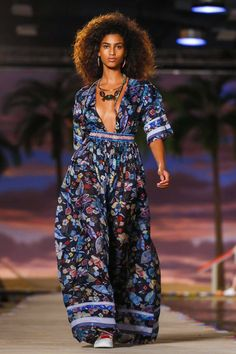 Look 58 - Tommy Hilfiger Ready To Wear Spring Summer 2016 New York - NOWFASHION