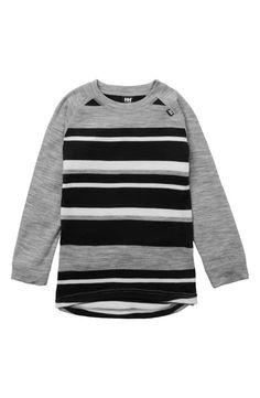 Helly Hansen Kids' Merino Wool T-shirt & Pants Set In Navy Toddler Boys, Kids Boys, Helly Hansen, Outfit Sets, World Of Fashion, Merino Wool, Nordstrom, Navy, Sweatshirts