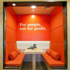 People's Choice Credit Union by Design Clarity , via Behance