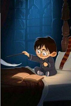 Little James Potter