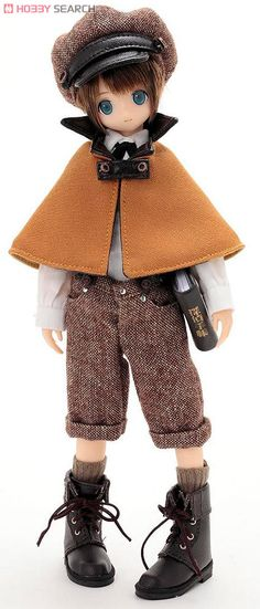 Azone Pure Neemo EX Cute Detective Boys Yuuta 1:6 Doll