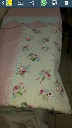 Pike Linen Bedding, Bedding Sets, Shabby Chic Bedrooms, Bed Covers, Cool Suits, Home Textile, Bed Spreads, Sewing Tutorials, Diy And Crafts