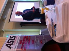 Pat Flynn taking the Australian Security Academy Digital Evidence Presentation ASIS Queensland 05/06/2013