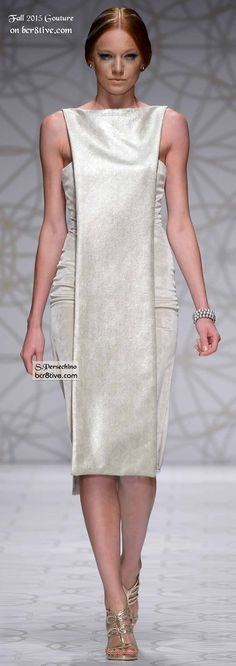 Sabrina Persechino Couture Fall 2015-16