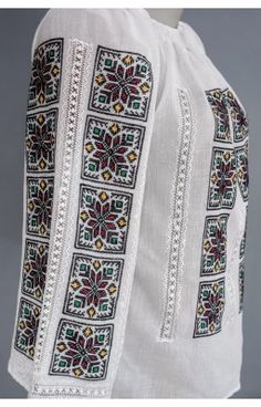 Floral Tie, Blouse Designs, Kurti, Alexander Mcqueen Scarf, Diy And Crafts, Kids Outfits, Costumes, Embroidery, Crochet