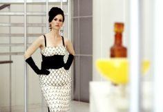 Sarah Paulson in Down with Love Peyton Reed, Down With Love, Lynn Collins, Melissa George, Renee Zellweger, Ewan Mcgregor, Love Movie, American Horror Story, Costume Design