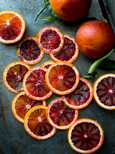 Blood orange....an unexpected fragrance note in Aesthetic Content's Pelle Vanilla Luxury Scented Candle.