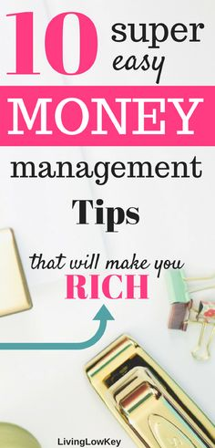 These are such great personal finance tips, you won't want to miss them! We all wonder how the rich stay rich, don't we? How do they make extra cash, pay off debt, do they budget? These are the top money management tips that, if followed, will make you rich. Get your finances under control and go from a spender to a saver today! Let's save money and reach financial freedom today!