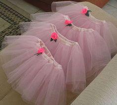 Como Fazer Saia de Bailarina