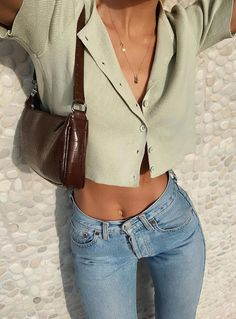 Looks Style, Looks Cool, Mode Outfits, Fashion Outfits, Fashion Ideas, Skirt Outfits, Fashion Clothes, Fashion Tips, Fashion Trends