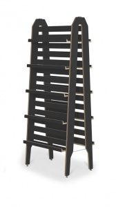 Showalot Ladder Plus, double sided, black