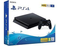 awesome Sony Playstation 4 Slim 1 TB negro