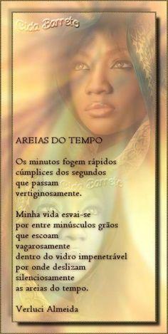 <3 AREIAS DO TEMPO by Cida Barreto