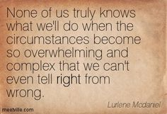 inspirations for living with pain | Lurlene Mcdaniel : None of us truly knows what we'll do when the ...
