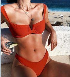 Bikini 2018 Bikinis Women Sexy Swimsuit Brazilian Bikini Set Biquini Sequins Shiny Bathing Suit Swimwear biquini Maillot De Bain - Bra and Bikini Fashion Brasilianischer Bikini, Bikini 2018, High Leg Bikini, Bikini Diet, Bikini Sexy, Bikini Fitness, Women Bikini, Brazilian Bikini, Bikini Photos