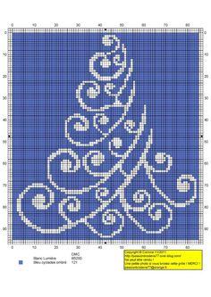 Arbre de Noël. Christmas Tree.