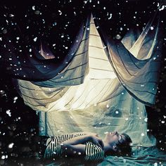 """snow storm"" by Phillip Schumacher The Moon Tonight, Big Love, Schumacher, Image Photography, Portrait Photography, Something Beautiful, Blue Moon, Writing Inspiration, Photo Manipulation"