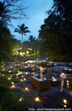 Candlelights in Ubub