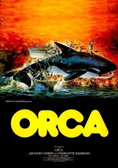 Orca- one of my favorite books & movies!