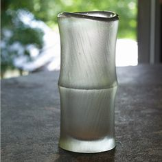 155: Tapio Wirkkala / Bambu vase, model 3537 < Important Design Session 1, 9 December 2007 < Auctions | Wright
