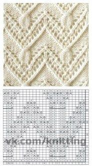 Best Internet Sites Totally Free Newborn Knitting And Crochet Patterns Lace Knitting Patterns, Knitting Stiches, Knitting Charts, Lace Patterns, Knitting Designs, Knitting Projects, Crochet Stitches, Baby Knitting, Stitch Patterns