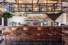 Rosaline - Peruvian restaurant WEHO @kevintsaiarchitecture