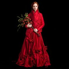 Red Ceremony Dress Cherished Collection -New Arrivals of the December 's 2nd Week  https://www.aliexpress.com/store/2410048