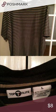 Golf Shirts - Golf shirt Top flight golf shirt top flight Shirts Dress Shirts