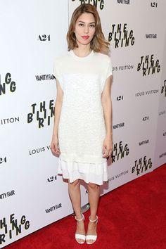Who: Sofia Coppola in Louis Vuitton