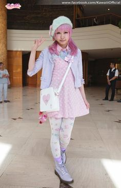I Japanese Fairy Kei fashion!