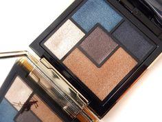 YSL Dangerous Seduction Eyeshadow Palette Review