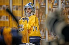 Photo galleries featuring the best action shots from NHL game action. Predators Hockey, John Russell, Nhl Games, December 4, Philadelphia Flyers, Nashville Tennessee, Goal, Ice, Ice Cream