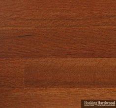 Kitchen, Great room, hall ways, Sun Room, and Master Bedroom Floors -Oak Gunstock