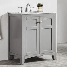 """Arezzo 30"""" Single Bathroom Vanity Set"""
