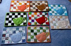 Image detail for -Nickels Pickles: Mug Rug Tutorial