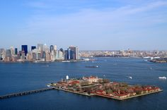 History Mini-Lesson: Where is Ellis Island and why does it hold historical significance in the United States?