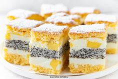 Polish Recipes, Homemade Cakes, Cheesecakes, Deli, Baked Goods, Catering, Dessert Recipes, Food And Drink, Cooking Recipes