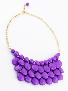 Collar beads-Violeta EUR€7.44