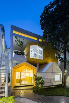Gallery of Chuon Chuon Kim Kindergarten / KIENTRUC O - 7
