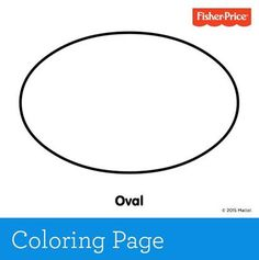 oval template Math Pinterest Craft Shape crafts and Activities