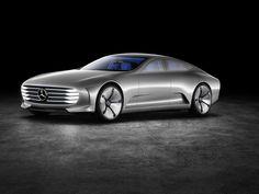 Mercedes-Benz Concept IAA has debuted in Frankfurt.