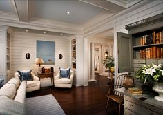 Family Home with Classic Coastal Interiors