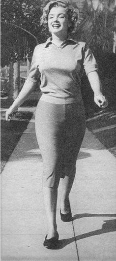 Marilyn Monroe June 1951
