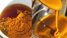 Cúrcuma con miel de abejas: un remedio que no tiene precio porque es una mezcla antiinflamatoria, y mejora significametivamente la digestión